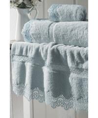 Soft Cotton Malý ručník VICTORIA 32x50 cm Mentolová