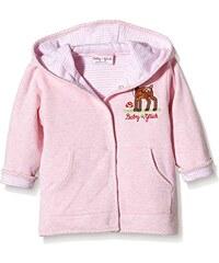SALT AND PEPPER Baby - Mädchen Sweatshirt Bg Jacket mit Kapuze