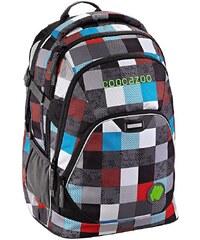 """Coocazoo Rucksack """"EvverClevver2"""" mit Laptopfach, Checkmate Blu »Außenmaße 30 x 45 x 20 cm«"""