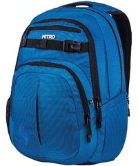 Nitro Schulrucksack, »Chase - Blur brilliant blue«