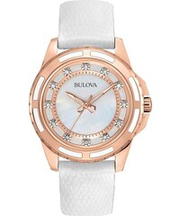 Bulova Armbanduhr, »Diamonds, 98S119«