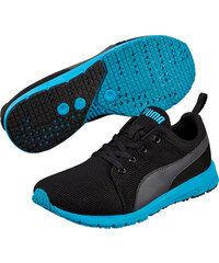 Puma Chlapecké běžecké tenisky Carson Runner JR - modro-černé