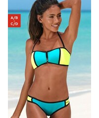 Bandeau–Bikini Bench blau 32 (65),34 (65),36 (70),40 (80)