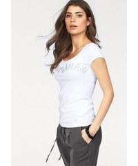 Damen T-Shirt Bruno Banani weiß 32 (XS),34,36 (S),38,40 (M),42,44 (L),46,48 (XL),50