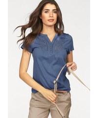Boysen's Damen T-Shirt blau 32,34 (XS),36,38 (S),40,42 (M),44,46 (L),48 (XL)