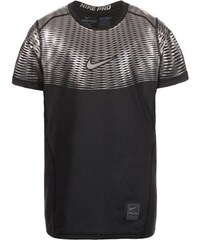 Pro Hypercool Max Elite Trainingsshirt Kinder Nike schwarz L - 147/158 cm,M - 137/147 cm,S - 128/137 cm,XL - 158/170 cm