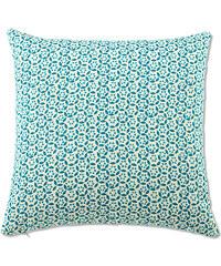Tchibo, Povlak na dekorační polštářek, modrý