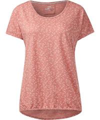 Cecil - T-shirt imprimé Marleen - smoky amber