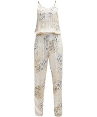Witty Knitters CATERINA Jumpsuit beige