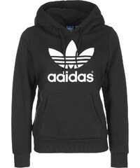 adidas Trefoil Logo W Hoodie black