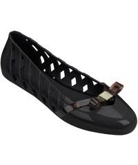 Melissa boty Praia černé