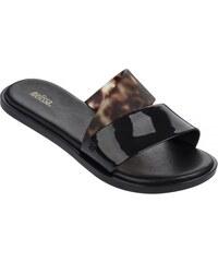 Melissa boty Bronzer černé