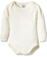 Care Unisex Baby Body Wolle/Seide