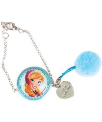 Disney Dívčí náramek Frozen - modrý