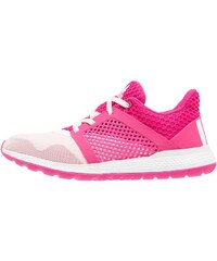 adidas Performance ENERGY BOUNCE 2 Laufschuh Neutral halo pink/white/pink