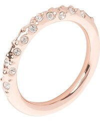 Karen Millen Ring rosé goldcoloured/crystal