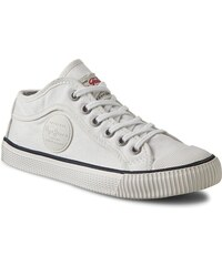Sportschuhe PEPE JEANS - Industry Basic Boy PBS30190 White 800