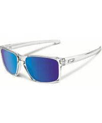 Oakley Sliver Sonnenbrillen Sonnenbrille polished clear/ sapphire iridi