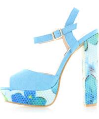 Sergio Todzi Modré sandály Monar