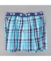 Styx Sport Stripes To Stripes tyrkysové / navy / bílé