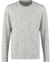 Only & Sons ONSISSAC Sweatshirt light grey melange