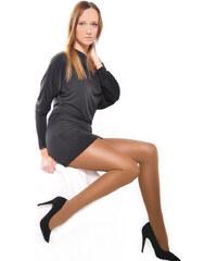 TopMode Punčochové kalhoty silonky Sretch tělová