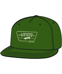 Kšiltovka Vans Yardbrough snapback rifle green ONE SIZE