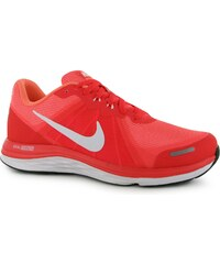 boty Nike Dual Fusion X 2 dámské Running Shoes BrghtRed/White