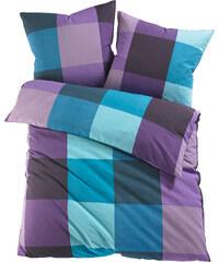 bpc living Linge de lit Nice, jersey violet enfant - bonprix