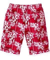 bpc bonprix collection Bermuda de plage rouge homme - bonprix