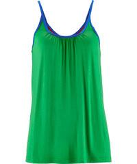 bpc bonprix collection Top extensible vert sans manches femme - bonprix