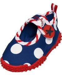 Playshoes neoprenové boty do vody puntík