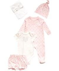 GAP SET Geschenk zur Geburt pink cameo