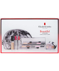 Elizabeth Arden Eight Hour Beauty Color Collection dárková sada W - 5x Eye Shadow + 4x Shimmer Powders + 2x Lipstick + Lip Gloss + Bag