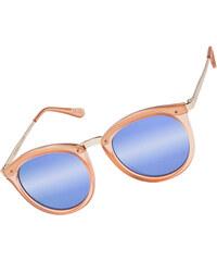 Le Specs No Smirking Sonnenbrille apricot/purple
