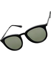 Le Specs No Smirking lunettes de soleil black rubber/khaki