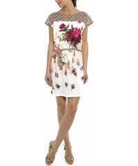 Dámské šaty Smash! Hadley - Bílé (Off white)
