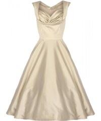 Dámské společenské šaty Lindy Bop Ophelia Ivory 40