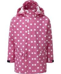 Kozi Kidz Dívčí kabát do deště Kappa - růžový