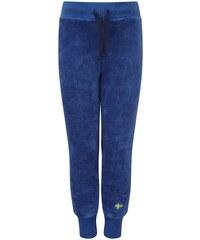 Kozi Kidz Dětské fleecové tepláky CuddleBear - modré