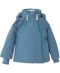 mikk-line Baby - Jungen Jacke Nylon Baby Sommerjacke (Wassersäule 8000) Schräger Reissverschluss