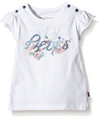 Levi's Baby - Mädchen Kurzarm Shirt Nh10544