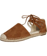 BUFFALO Sandale in Espadrille Form