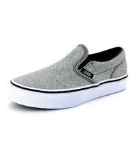 VANS Sneaker Classic Slip On Leder