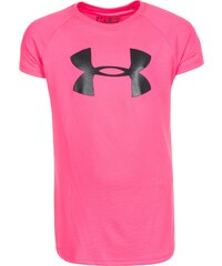 UNDER ARMOUR HeatGear Solid Big Logo Trainingsshirt Kinder