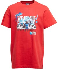 Rugby World Cup Jungen We are the Chaaampions Flag T-Shirt Rot