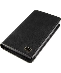 GoldBlack | GoldBlack Men Smart Billion Saffiano Leather Wallet iPhone