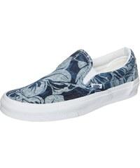 VANS Classic Slip On Indigo Tropical Sneaker