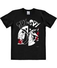 LOGOSHIRT T Shirt Spion und Spion