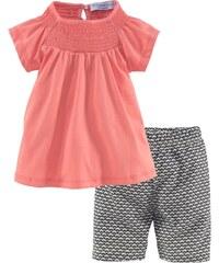 KLITZEKLEIN Top Shorts mit Smokepasse Set 2 tlg. für Babys